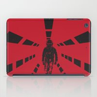 2001 a space odyssey iPad Cases featuring 2001 by Geminianum