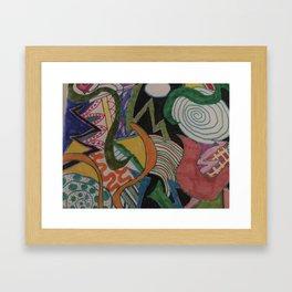 Abstract Dream Framed Art Print