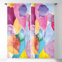 Color crash 2 Blackout Curtain