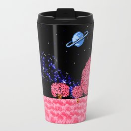 Celestial Fields of Fleeting Dreams Travel Mug