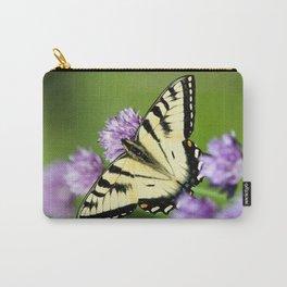 Garden Butterfly Carry-All Pouch