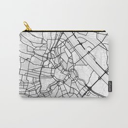 Vienna Light City Map Carry-All Pouch