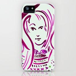 C'EST LA VIV ~ PORTRAIT ~ Jody iPhone Case