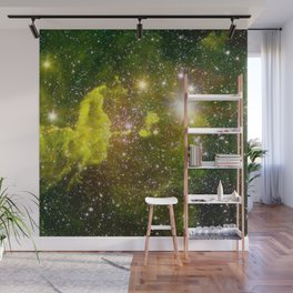 Spider Nebula II Constellation Auriga Wall Mural