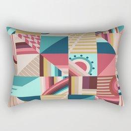 Make It Work Rectangular Pillow