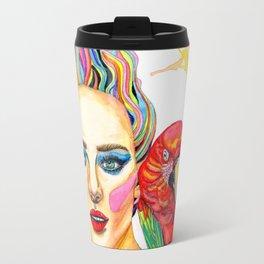 Carmen - A Tropical Mind Travel Mug
