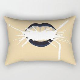 Ink Explosion Rectangular Pillow