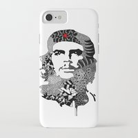che iPhone & iPod Cases featuring CHE by Rebecca Bear