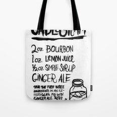 CABLEGRAM Tote Bag
