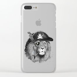 The Pirate King Clear iPhone Case