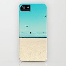 KITE SURFING iPhone (5, 5s) Slim Case