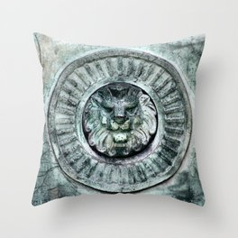 Dalziels grave Throw Pillow