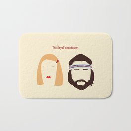 The Royal Tenenbaums, Margot, & Richie Bath Mat