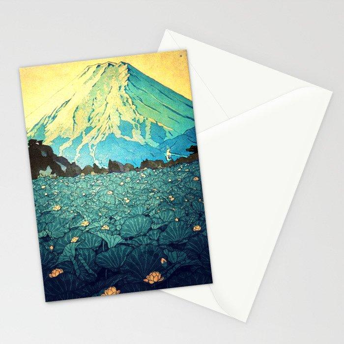 Waddling through Kennijo Lake Stationery Cards