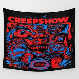 Do You Have The Creeps Wall Tapestry