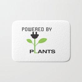 Powered by Plants Vegan Art Bath Mat