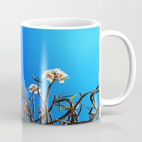 merida Mugs featuring merida tree by Alison Kim