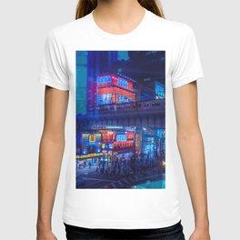 Tokyo Nights / Anime Town / Liam Wong T-shirt