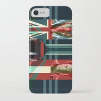 rush iPhone & iPod Cases featuring Rush by milanova