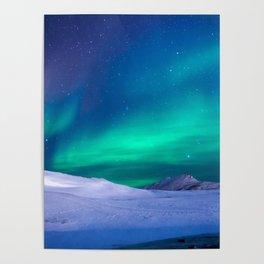 Northern Lights (Aurora Borealis) 15. Poster