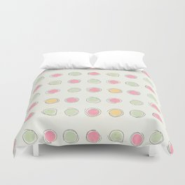 Concentric (circles) Duvet Cover