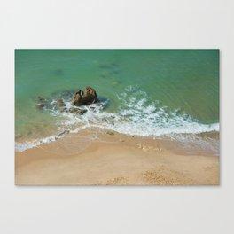 Sea Algarve Portugal Canvas Print
