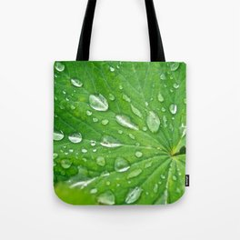 Green Life - The Peace Collection Tote Bag