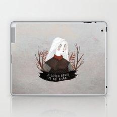 Manon Blackbeak Laptop & iPad Skin