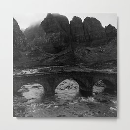 Atreyu Long Live Dan Jacobs Art piece Metal Print