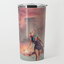 Fading into the Light Travel Mug