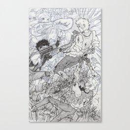 Age of Adz Canvas Print