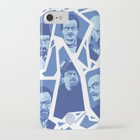 heisenberg iPhone & iPod Cases featuring Heisenberg by El LoCo