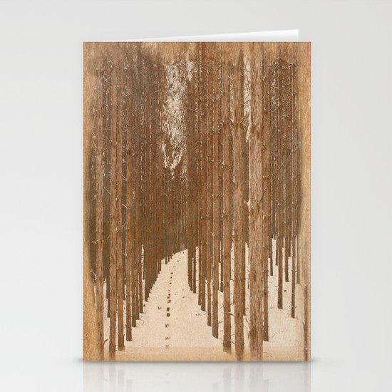 Single File  Stationery Cards