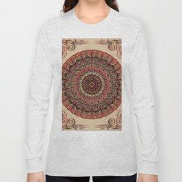 Solaris Mandala Long Sleeve T-shirt