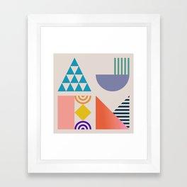 AJ & EM 2 Framed Art Print