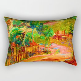 Nadezda Petrovic Resnik Rectangular Pillow