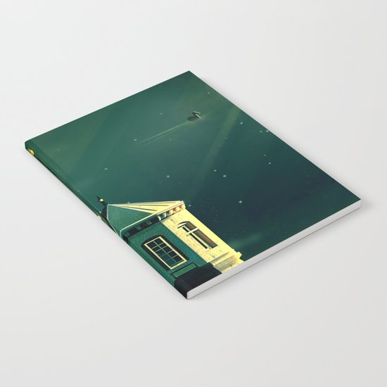 Castle in the Water Notebook