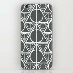 Hallows iPhone & iPod Skin