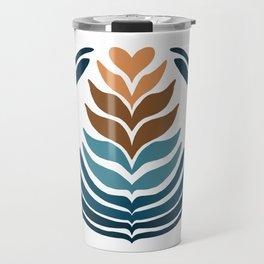 Sandy Beach 10 Stack Travel Mug