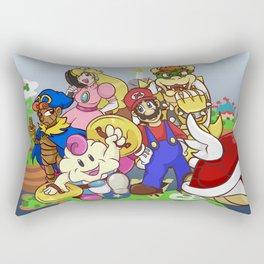 A Super RPG! Rectangular Pillow