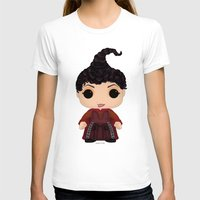 hocus pocus T-shirts featuring Hocus Pocus Mary by SpaceWaffle