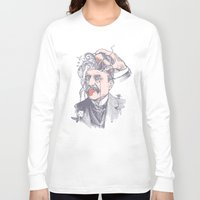 wild things Long Sleeve T-shirts featuring Wild things by victor calahan