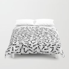 sphere of ants Duvet Cover