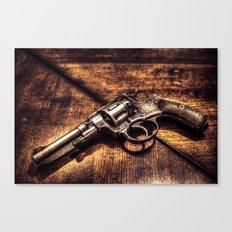 Revolver HDR Canvas Print