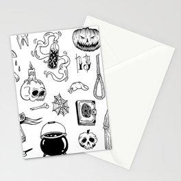 halloween flash Stationery Cards