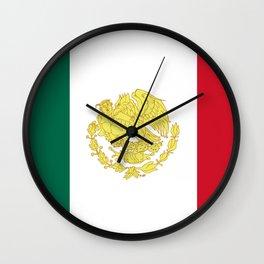 Trump the Serpent (Gold Coat) Wall Clock