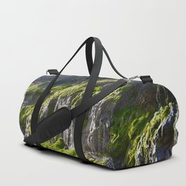 Tears of the mountain Duffle Bag