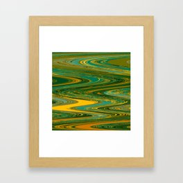 Life's Highways Framed Art Print