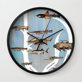 This One is for My Dad Wall Clock
