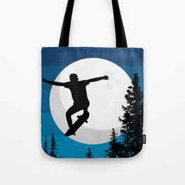 The perfect ollie trick Tote Bag